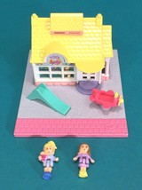 "Polly Pocket Toy Shop Store Complete 2 Mini 1"" Doll Figure Vintage Blueb... - $24.95"