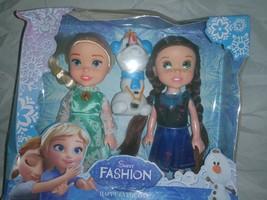 Frozen Little Princess Elsa, Anna & Olaf - $16.99