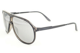 Carrera New Champion Gray Havana Black / Gray Mirror Sunglasses LAM - $117.11