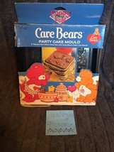 1984 Care Bear Party Cake Mould - $29.03