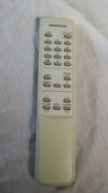 Philips Magnavox White TV Remote Control OEM TESTED  - $24.95