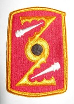 US Army 72ND Field Artillery Sew On Patch Military Surplus Insignia Red ... - $5.72