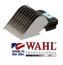 """WAHL STAINLESS STEEL Blade 1""""(25mm)GUIDE COMB Fit OSTER A5 A6,Many ANDIS... - $14.66"""