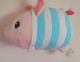 LAST ONE !!  Monster Hunter Poogie Pugee Pig Plush Animal  Banpresto Cap... - $19.00
