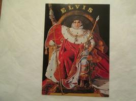 Elvis Presley Postcard Rock music KIng Continental size #174 - $5.99