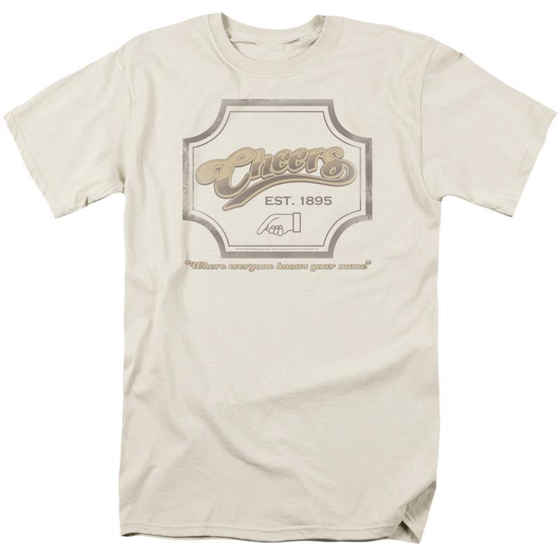 O 80s tv show graphic tee store for sale online norm peterson sam malone beer bar cbs100 at 800x