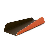 "4.7""l x 1.6""W Brown Inside Orange Outside Rectangular Paper Cake Plate,C... - $124.12"