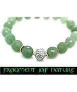 Magnetic Power Bracelet Luck Attraction !!! Aventurin Gemstone - $36.78