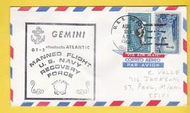 GEMINI GT-5 US NAVY RECOVERY FORCE U.S.S. DUPONT AUG 29 1965 ATLANTIC - $2.68