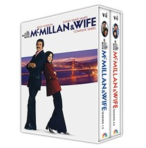 McMillan & Wife// Complete Series Collection including all 4 Movies - $24.01