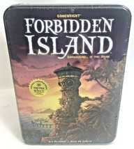 Forbidden Island Adventure Game by Gamewright in Tin Box 2-4 Players age... - $15.83