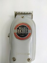 Wahl Clippers Improved Senior Model 850 Professional METAL COVER Tested - $64.34