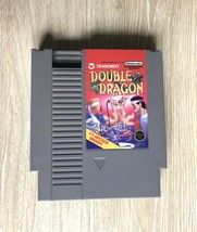 DOUBLE DRAGON Nintendo Entertainment System 1985 NES Video Game Cartridge - $12.86