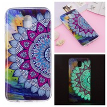 Luminous IMD Patterned TPU Cell Phone Case for Samsung Galaxy J5 (2017) ... - $3.00