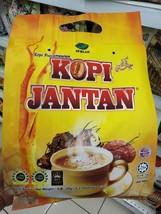 Kopi Jantan Tongkat Ali Ganoderma Long Jack Instant Premix Coffee 15's x... - $24.88