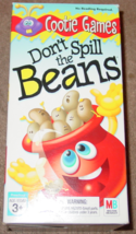 DONT SPILL THE BEANS GAME 1999 MILTON BRADLEY HASBRO COMPLETE  - $12.00
