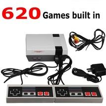 Mini Classic Edition Game Console +620 Classic Games Entertainment +2 Co... - $45.00