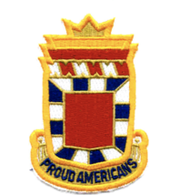 "3.5"" Army 32ND Field Artillery Battalion Embroidered Patch - $23.74"