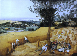 The Harvesters, 1565, Pieter Bruegel, the Elder, Wheat Fields, Peasants,... - $14.49