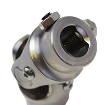 "Forged Steel Yokes Steering Shaft Universal U-Joint 9/16"" 26 Spline To 3/4"" DD image 9"