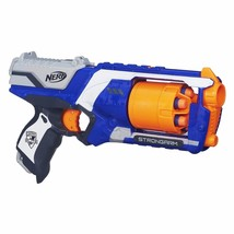 Nerf N Strike Elite Strongarm Blaster Holds 6 Darts Fires Darts Up to 90... - $12.62