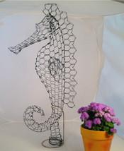 Seahorse Topiary Frame - $95.00