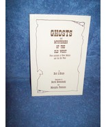Ghosts and Mysteries of the Old West : True Accounts of New Mexico, Old ... - $6.00