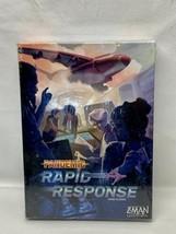 Z-Man Games Pandemic Rapid Response Board Game Sealed - $17.75