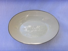 Lenox Olympia Pl Oval Serving Bowl Nice - $14.80
