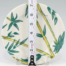 Tepco China Bamboo 4 Piece Breakfast Set Cup & Saucer, Oatmeal Bowl, Plate 2812 image 10