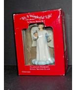 It's A Wonderful Life Clarence Oddbody Angel Ornament #1601 Bedford Fall... - $197.99