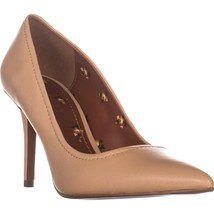 Coach Waverly 85MM Classic Heels, Beechwood, 8.5 US / 39 EU - $106.55