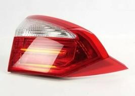 2014 15 16 Ford Fiesta Tail Light Sedan Driver Left Side LH OEM Inner   - $53.45