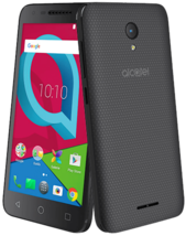 Alcatel U50 | 4G LTE UNLOCKED AT&T/CRICKET | T-MOBILE/METROPCS Smartphone Black