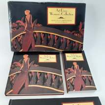 ART DECO WOMEN'S Collection Address Book Set includes Notebook / Birthday Book image 4