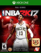 NBA 2K17 Early Tip Off Edition, Xbox One - $75 - $14.84