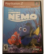 Finding Nemo (Sony PlayStation 2, 2003) Tested Working - $9.89