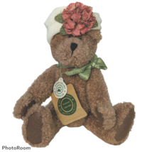 """Boyds Bears The Archive Collection Bear with Hat #1364 Stuffed Animal 1998 12"""" - $25.74"""
