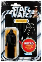 Star Wars Darth Vader Action Figure 3.75 Retro Collection 2019 A New Hop... - $20.95