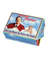 Mr. Rogers Bath Soap Bar, You Can Never Go Down The Drain NEW UNUSED - $3.99