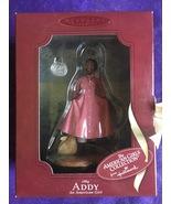 1864 Addy American Girl Handcrafted Keepsake Ornament W/ Box Hallmark - $23.95