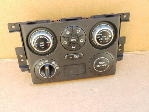 06 Suzuki Grand Vitara 4x4 Air AC Heater Climate Control Panel 39510-65j52-CAT