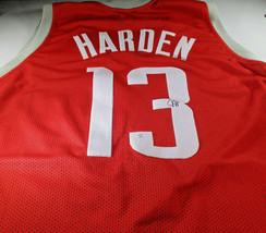 9f1bab2e7 JAMES HARDEN - HOUSTON ROCKETS - HAND SIGEND NBA LOGO BASKETBALL JERSEY ...  - · Add to cart · View similar items