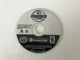 Madden 2005 - Nintendo Gamecube - Cleaned & Tested - $4.37