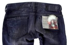 Diesel Men's Premium Designer Denim Regular Skinny Jeans Thavar 0803U size 30x32