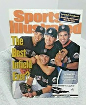 Sports Illustrated September 6 1999 New York Mets Infield - $4.99