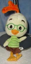 "Disney's Chicken Little 12"" Stuffed Animal Plushie - $19.79"