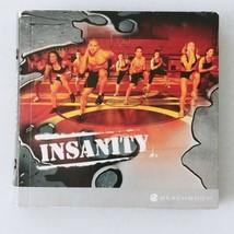 Insanity Total Body Workout Program 10 Disc DVD Complete Set 2011 Beachbody - $24.18