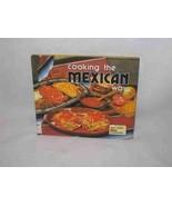 Cooking The Mexican Way Rosa Coronado Book Menu Utensils Snacks - $19.27
