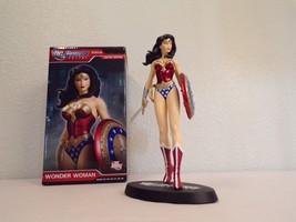 DC universe online Wonder Woman statue - $296.26